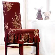 Elegant Chair Covers Favorable Sofo Elegant Jacquard Fabric Stretch Chair Cover Solid