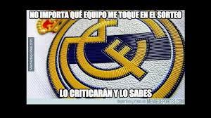 Memes De La Chions League - chions league real madrid y los memes que dej祿 el sorteo