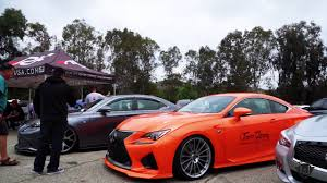 lexus is350 f sport kw import stand off hosted by f sport society u0026 infest forum youtube