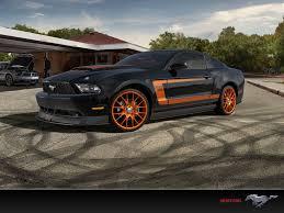 2012 Black Mustang Gt Black And Orange Mustang поиск в Google Mustang Pinterest