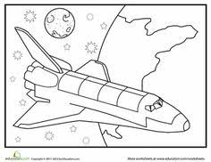 slideshow exploring outer space colouring pages mazes