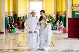 myanmar wedding myanmar tourism