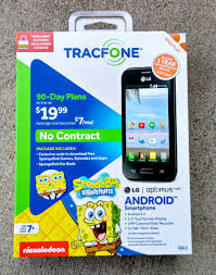 a tracfone changed our minds about giving our pre teen a cell phone