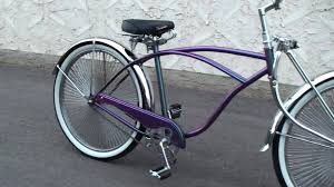 lowrider bike paint color change youtube
