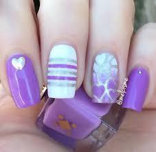 45 purple nail art ideas jewe blog