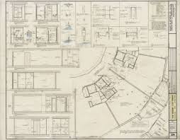 unlv libraries digital collections architectural drawing of sands