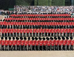 trooping the colour tradition britannica