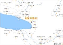 map of montreux montreux switzerland map nona net