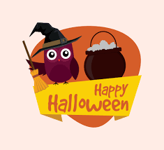 owl witch halloween free happy halloween ecards greeting cards