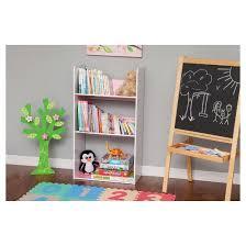 Bookshelf 3 Shelf Iris 3 Shelf Angled Bookshelf Target