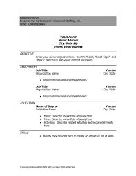 Resume Examples Online by Resume Template Examples 10 Best Detailed Efficient Effective