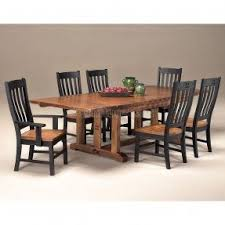 Mission Dining Room Chairs by Mission Dining Room Set Foter