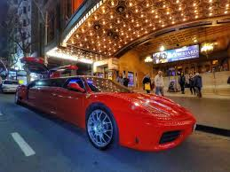 fastest ferrari ferrari stretch limousine melbourne worlds fastest stretch