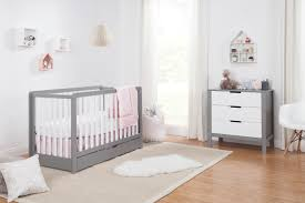 Carter S Convertible Crib by Carter U0027s Colby 4 In 1 Convertible Crib With Trundle Drawer White