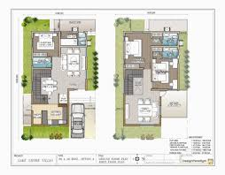east facing duplex house floor plans