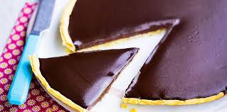 jeux de cuisine tarte au chocolat tarte au chocolat comment la réussir à tous les coups femme actuelle