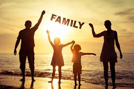 happy family day collaborative family lawyers