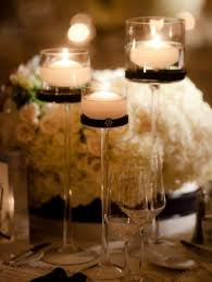 black and white centerpieces 46 cool black and white wedding centerpieces happywedd