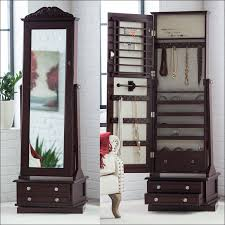 Dark Cherry Armoire Bedroom Fabulous Jewelry Box Furniture Dark Brown Jewelry