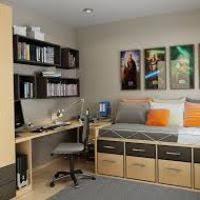 Guest Bedroom And Office - small bedroom office design halflifetr info