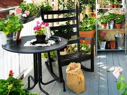 Small Outdoor Furniture For Balcony Outdoor Small Outdoor Furniture Balcony Ideas 15 Small Outdoor