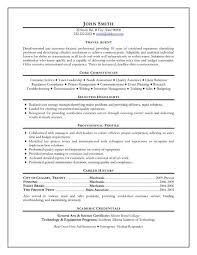 Key Competencies Resume Best Professional Resume Examples Free Resume Templates Examples