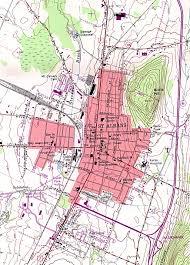 Uvm Campus Map Geometry Net Basic V Vermont Maps