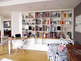 bibliothèque avec bureau intégré exceptionnel bibliothèque avec bureau intégré ralisez votre