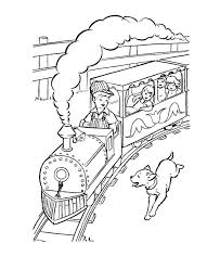 Steam Locomotive Coloring Pages 10 Best Coloring Pages Images On Pinterest Kids Coloring Sheets by Steam Locomotive Coloring Pages