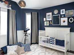 Childrens Bedroom Pillows Kids Room Celestial Wide Boysroom Navy Grey Kids Children