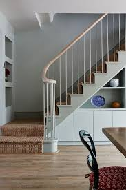 under stairs storage small space design staircases and small spaces