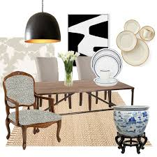 French Dining Room Table Eclectic French Dining Room June U0026 Vine