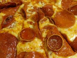 round table pizza san lorenzo triple play pepperoni plus i expected there to be more