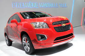chevy tracker chevrolet trax might me called as tracker in india