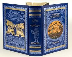 Barnes Noble Audio Books The Iliad And The Odyssey Barnes U0026 Noble Collectible Editions By