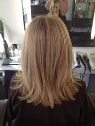 meidum hair cuts back veiw womens hairstyles mid length layered back view google search