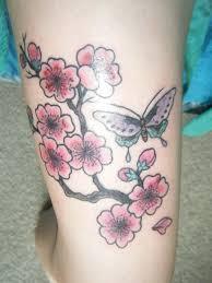 cherry blossom tattoos my cherry blossom by