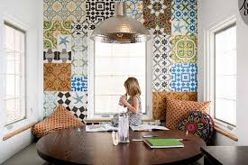 tile in dining room cement dining room tile floor and wall tiles for dining room