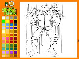 teenage mutant ninja turtles games free kids games
