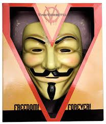 v for vendetta mask v for vendetta mask deluxe original licensed fawkes mask