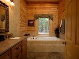 Log Cabin Bathroom Ideas Log Cabin Small Bathroom Ideas Image Bathroom 2017