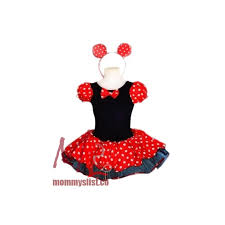minnie mouse costume 2 pc set minnie mouse costume dress b