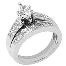 2ct engagement rings 2ct marquise diamond engagement ring wedding band bridal