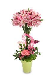 marion flower shop petal pink topiary bouquet in marion ia ali s weeds