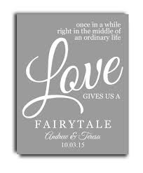 Hypolita Love Anchors The Soul - love gives us a fairytale print a lovely addition to your wedding