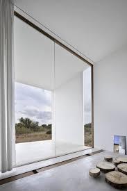 large glass window es pujol de s u0027era by marià castelló