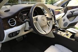 2017 bentley bentayga interior bentley previews its 297 000 bentayga the u0027most powerful u0027 suv in