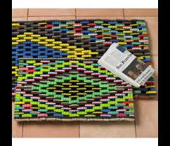 decorative floor mats home decorating ideas exquisite picture of decorative blue rubber flip
