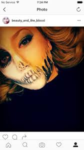 Halloween Special Effects Makeup by 26 Best Beauty And The Blood Sfx Makeup Images On Pinterest