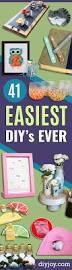 41 of the easiest diys ever simple craft ideas easy diy crafts